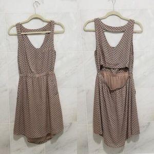 Esley Polka dot Dress